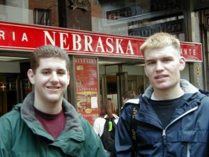 The employees did not care that they were from Nebraska in 2000, either.
