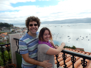 Our adventure on Friday begins after coffee in Raxó