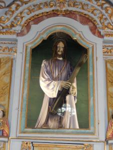 Jesus is very sad...