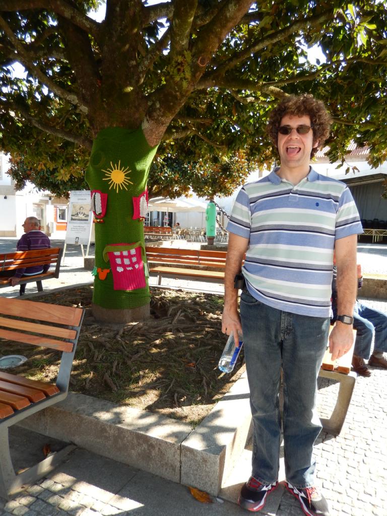 Knit Tree