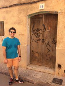 Some truly Spanish grafitti