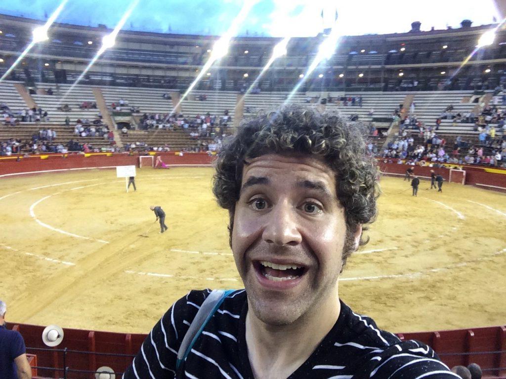 Selfie Plaza de Toros