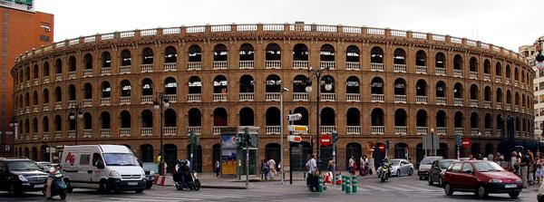 Plaza de Toros in Valencia