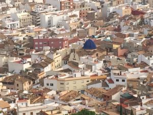 Every Spanish city worth its salt has at least one stunning indigo roof